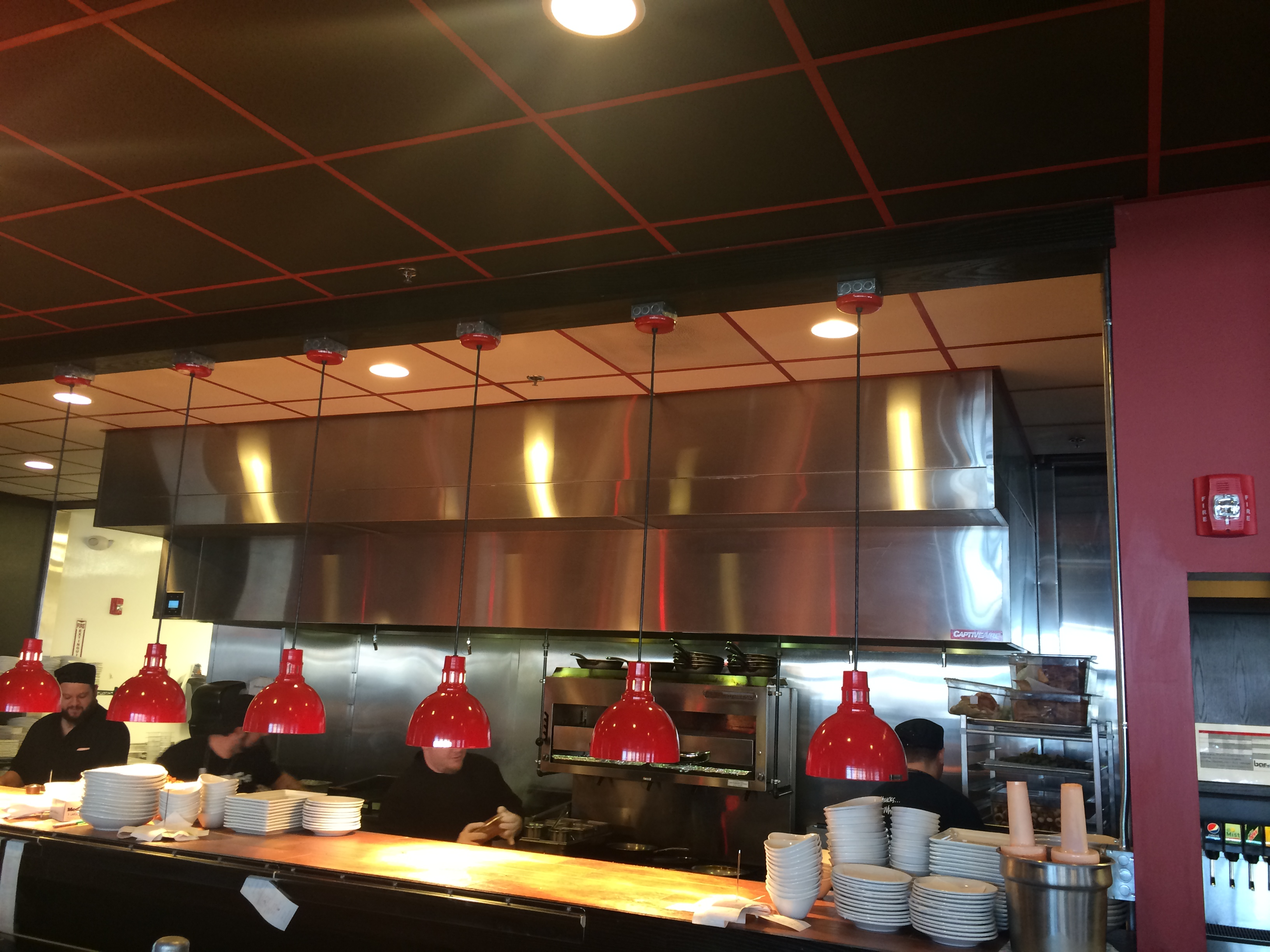 Commercial kitchens add complexity ashland comfort control - Commercial kitchen vent hood designs ...