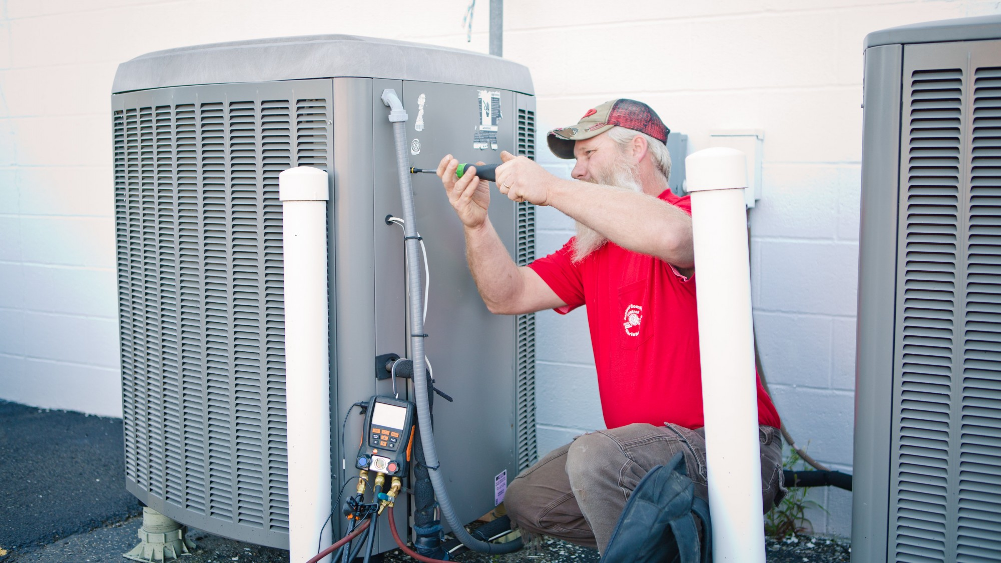 HVAC plumbing air conditioning ventilation heating maintenance with Ashland Comfort Control in Ashland, Ohio