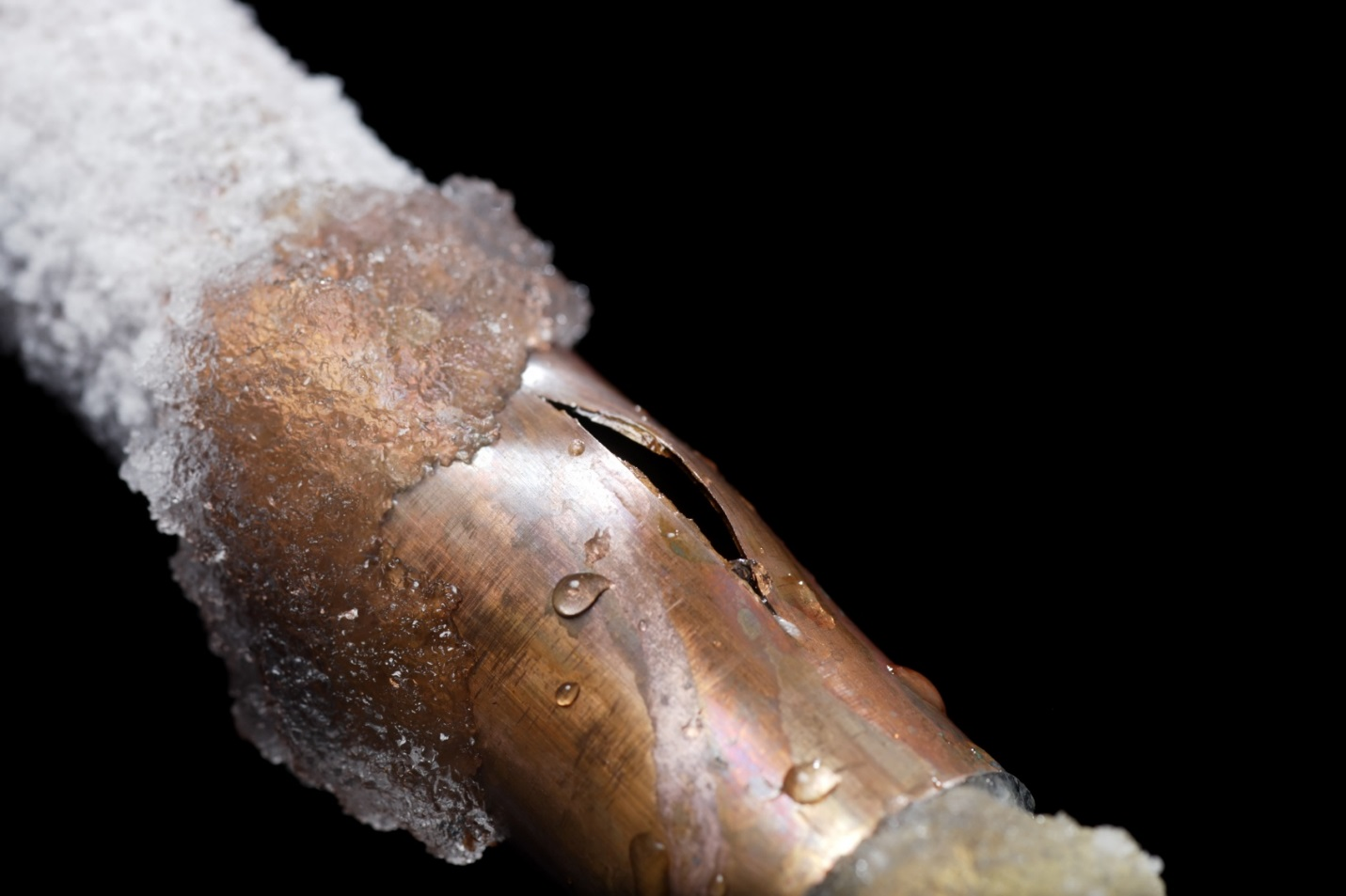Don't Let Jack Frost Split Your Pipes