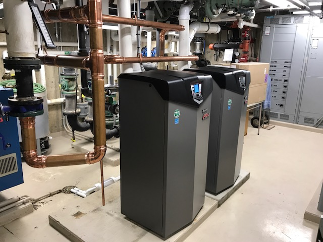 First United Methodist Boilers